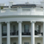 Woman Under Arrest after Vehicle Strikes White House Barrier