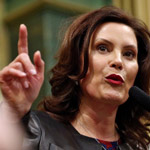 Whitmer's Husband Requests Exclusion from Michigan Democrat Gov's Lockdown