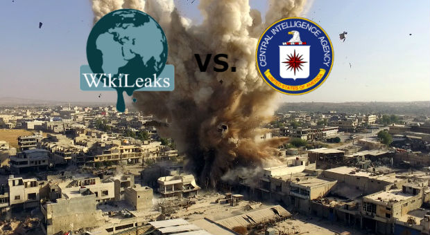 Wikileaks Documents Prove Syria Chemical Attack Orchestrated By US