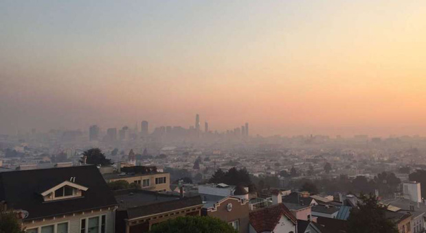 Breathing San Francisco Air like Smoking '11 Cigarettes a Day' After Wildfires