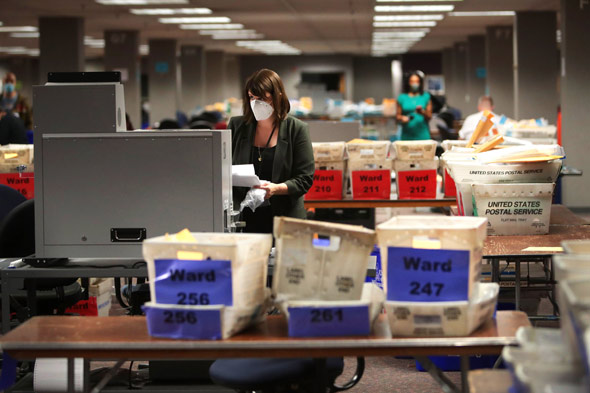 the investigation will allow the committee to fully investigate alleged voting irregularities