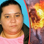 thumbnail for Woman Sets Pedophile Husband on Fire After Catching Him Rape 7 Year Old Daughter