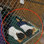 latest Images of Obama's Illegal Immigrant Detention Center Go Viral - Media Blackout