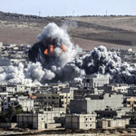 latest Syria Accuses US of Killing Hundreds of Civilians in Airstrikes