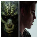 Justin Bieber Shapeshifts Into Reptile At Airport Causing MASS PANIC