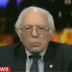 CNN Cuts Bernie Sanders Off For Joke About Fake News During Interview