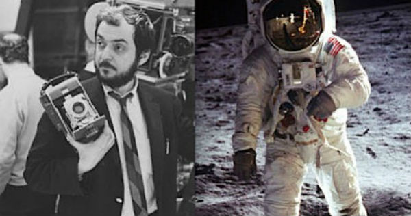 kubric admits that the nasa moon landing were actually faked after all