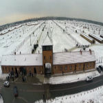 UNSEEN Drone Footage Of Nazi Concentration Camp Goes VIRAL