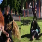 British 'Terrorist' Police Caught Beating Children on Camera