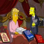latest The Simpsons Mock Trump's First 100 Days In Office In NEW Teaser Clip
